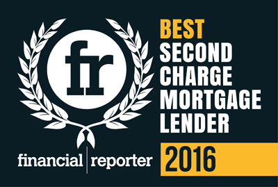 Financial Reporter Awards 2016 Best Second Charge Mortgage Lender